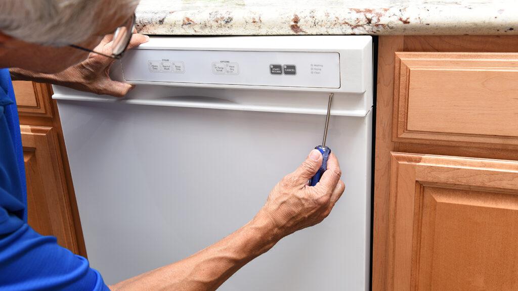Industrial Dishwasher Repair Services