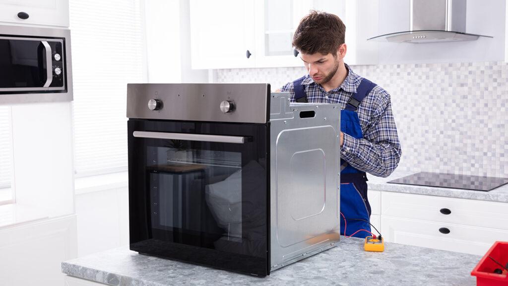 Industrial Oven Repair